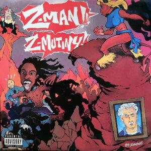Z-MAN – Z-Mutiny