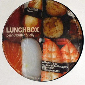 LUNCHBOX – Peanutbutter & Jelly