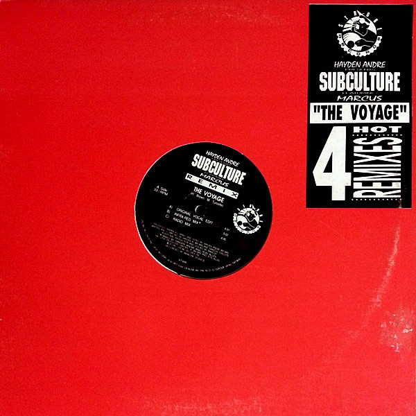 HAYDEN ANDRE' feat MARCUS presents SUBCULTURE - The Voyage