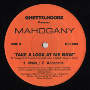 JAHEIM presents MAHOGANY - Take A Look At Me Now