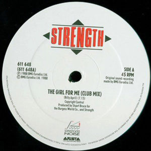 STRENGHT - The Girl For Me