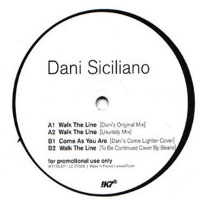 DANI SICILIANO – Walk The Line