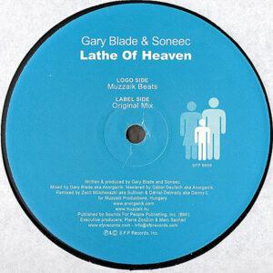 GARY BLADE & SONEEC - Lathe Of Heaven