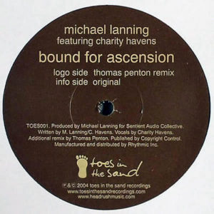 MICHAEL LANNING feat CHARITY HAVENS – Bound For Ascension