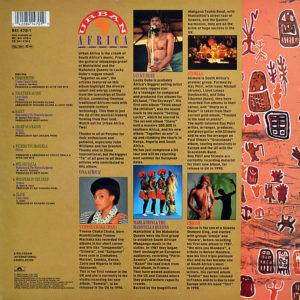 VARIOUS – Urban Africa ( Jive Hits Of The Townships )