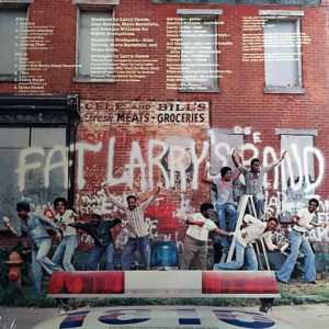 FAT LARRY'S BAND – Off The Wall