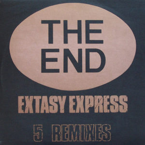 THE END - Extasy Express The Remixes