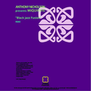 ANTHONY NICHOLSON – Future Black Fusion