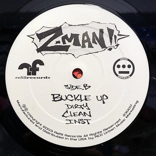 Z-MAN - Z-Mutiny