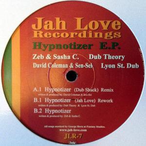 VARIOUS - Hypnotizer EP