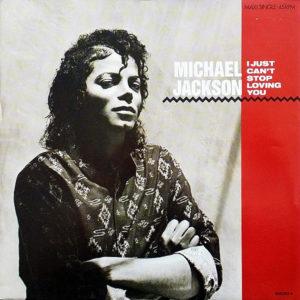 MICHAEL JACKSON with SIEDAH GARRETT – I Just Can't Stop Loving You
