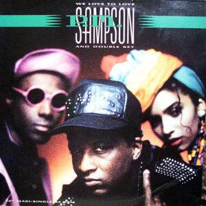 P.M. SAMPSON & DOUBLE KEY - We Love To Love