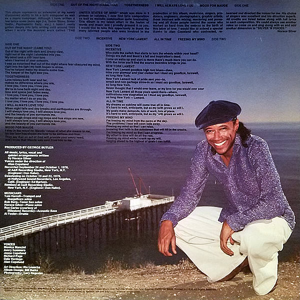 HORACE SILVER - Silver 'N Voices