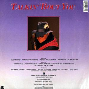 DIANE SCHUUR – Talkin' 'Bout You