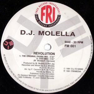 DJ MOLELLA – Revolution