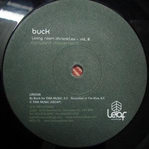 DJ BUCK - The Living Chronicles Vol III
