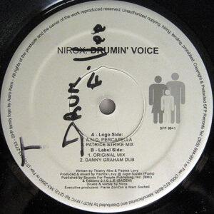 NIROX - Drumin' Voice