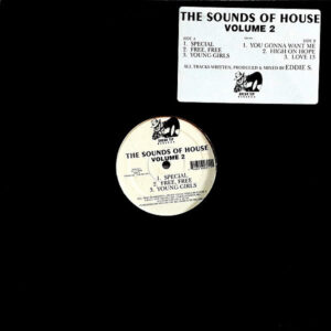 EDDIE S – The Sounds Of House Vol 2