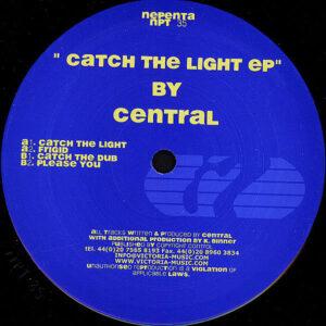 CENTRAL - Catch The Light EP