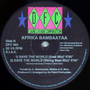 AFRIKA BAMBAATAA – Power Boy Power