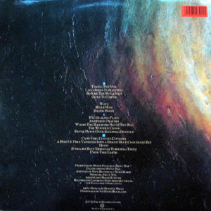 DAVID SYLVIAN – Gone To Earth