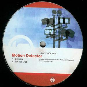 MOTION DETECTOR – Dubtrain
