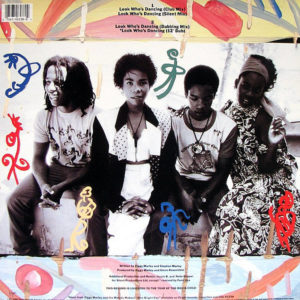 ZIGGY MARLEY and THE MELODY MAKERS – Look Who's Dancing