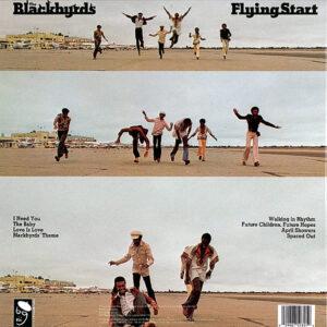 THE BLACKBYRDS – Flying Start