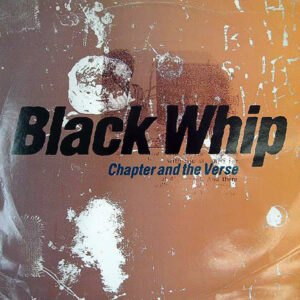 CHAPTER & THE VERSE - Black Whip
