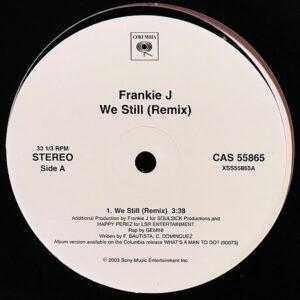 FRANKIE J – We Still Remix