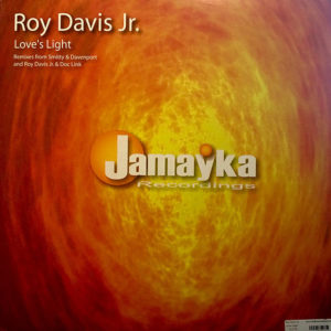 ROY DAVIS JR - Love's Light