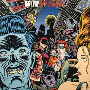IGGY POP – Brick By Brick
