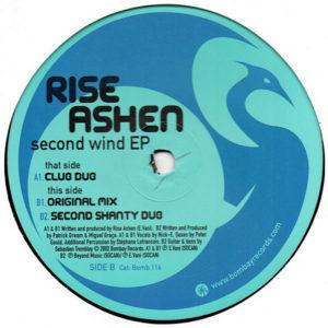 RISE ASHEN – Second Wind