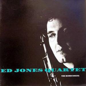 ED JONES QUARTET - The Homecoming
