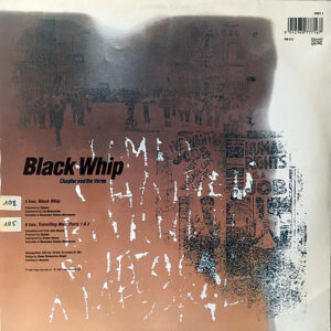 CHAPTER & THE VERSE – Black Whip