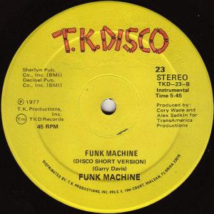 FUNK MACHINE – Funk Machine