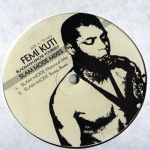 FEMI KUTI – Blackman Know Yourself