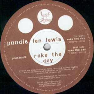 LEN LEWIS - Rake The Day