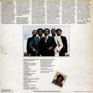 HAROLD MELVIN & THE BLUE NOTES feat THEODORE PENDERGRASS – To Be True