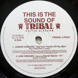 VARIOUS – This Is The Sound Of Tribal United Kingdom