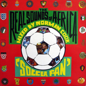 THE REAL SOUND OF AFRICA - Soccer Fan