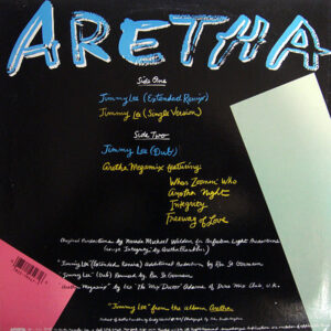 ARETHA FRANKLIN – Jimmy Lee