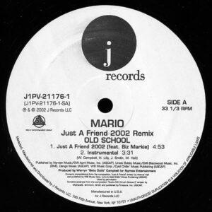 MARIO – Just A Friend 2002