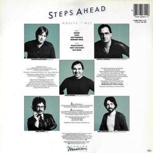 STEPS AHEAD – Modern Times