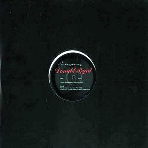DONALD BYRD – Classic Donald Byrd Productions Vol 1