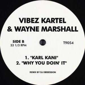 SIZZLA / VIBEZ KARTEL & WAYNE MARSHALL – Solid As A Rock