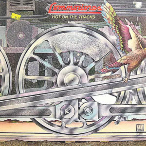 COMMODORES – Hot On the Tracks