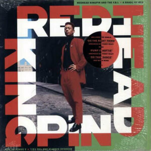 REDHEAD KINGPIN & THE F.B.I. – A Shade Of Red