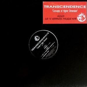 TRANSCENDENCE - Concepts Of Higher Dimension
