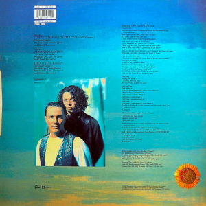 TEARS FOR FEARS – Sowing The Seeds Of Love